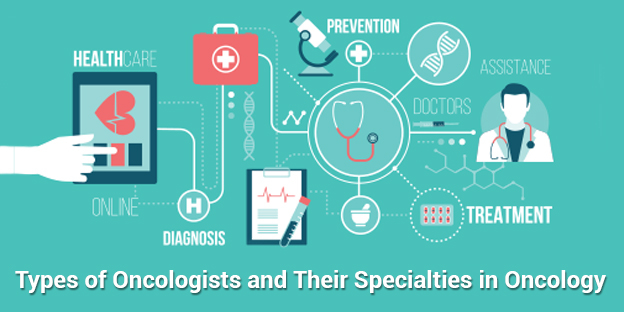 Types of oncologists and their specialities by Onco Life Cancer Centre